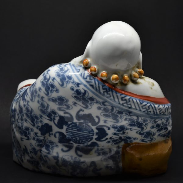Buddha In Porcellana   Pu-Tai