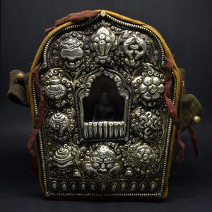 Ghau - Reliquiario Nepalese