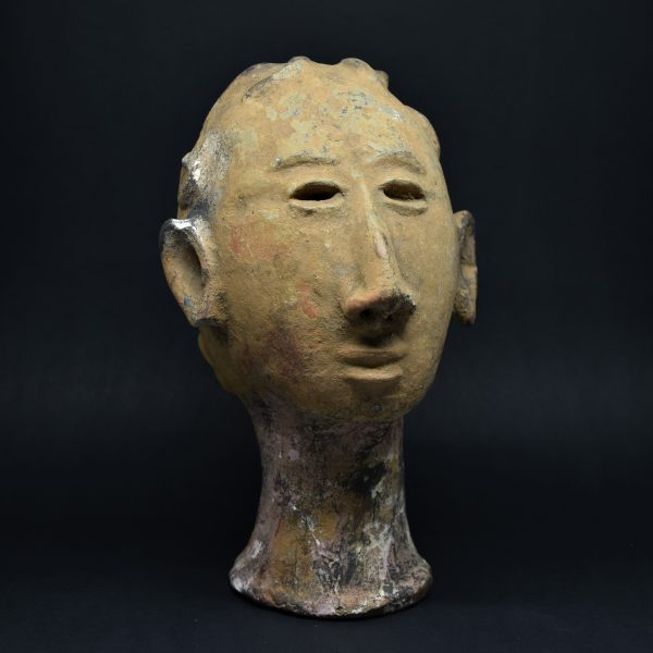 Scultura Africana in Terracotta