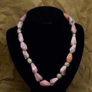 Collana In Opale