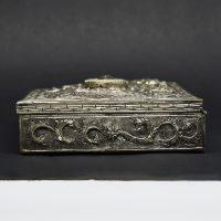 Scatoletta In Argento