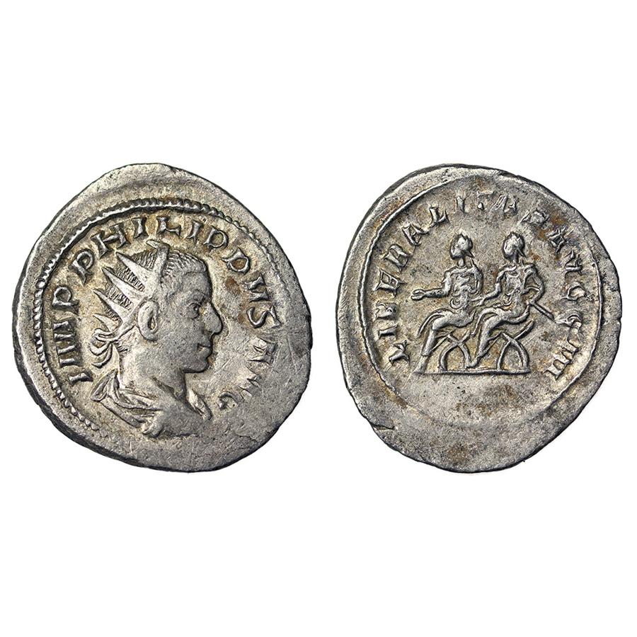 Antoniniano Di Filippo II