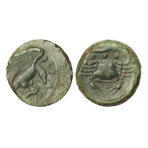 Moneta Di Agrigento