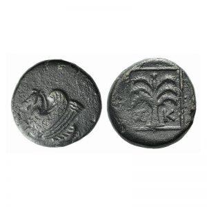 Moneta Con Pegaso