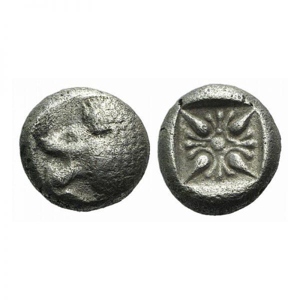 Moneta Di Mileto