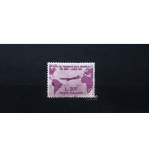 Repubblica Italiana - Gronchi Rosa