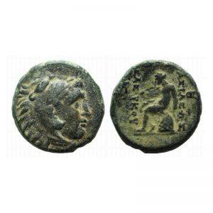 Moneta Con Ercole
