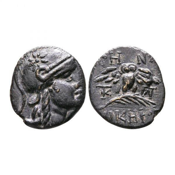 Moneta Di Pergamo