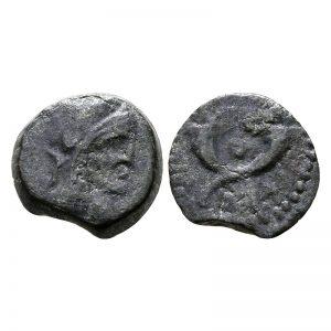 Moneta Del Regno Nabateo