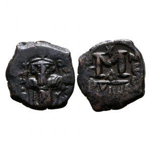 Moneta Araba Bizantina
