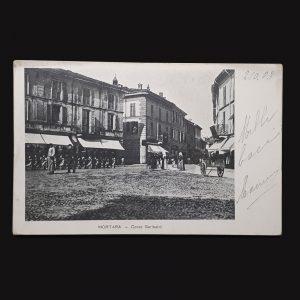 Mortara Corso Garibaldi