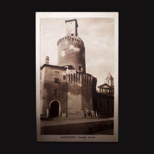 Cartolina Di Sartirana