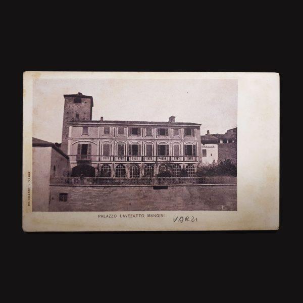 Palazzo Lavezatto Mangini