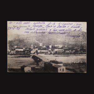 Cartolina Di Varzi