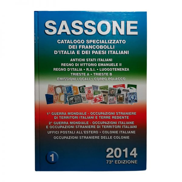 Sassone Volume 1