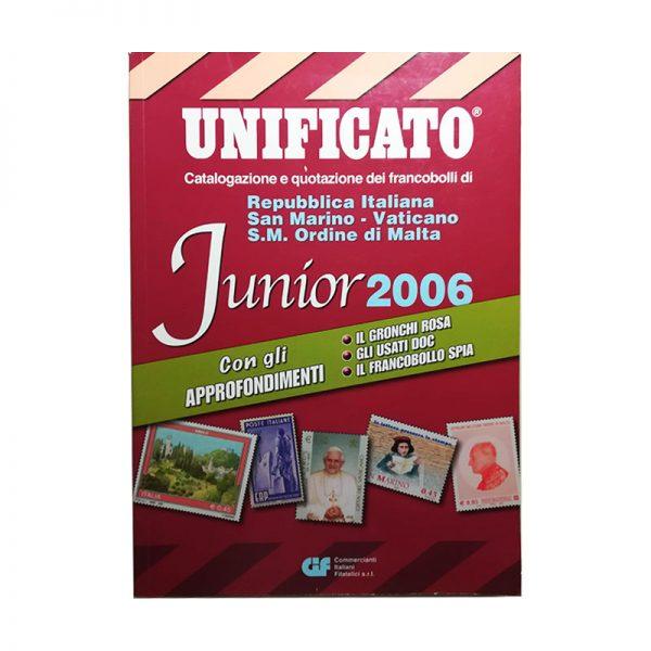 Catalogo Economico Dei Francobolli Junior
