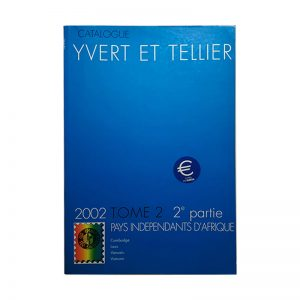 Catalogo dei Francobolli Paesi Indipendenti D'africa