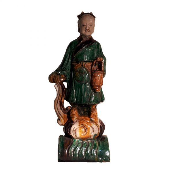 Tegola In Ceramica Sancai