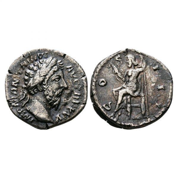 Denario Di Marco Aurelio