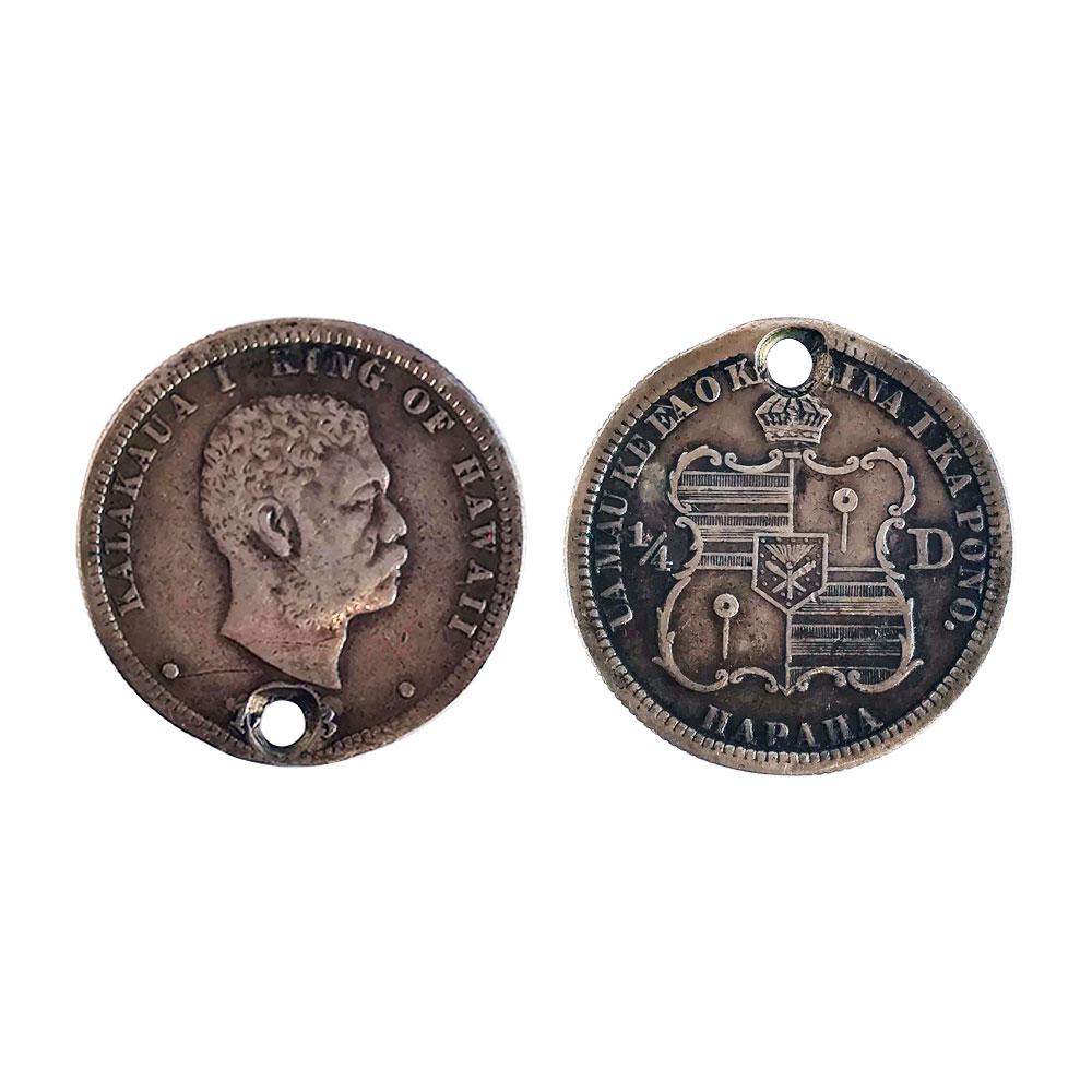 Moneta Delle Hawaii