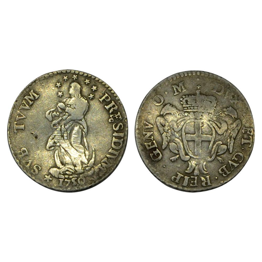 Moneta Di Genova