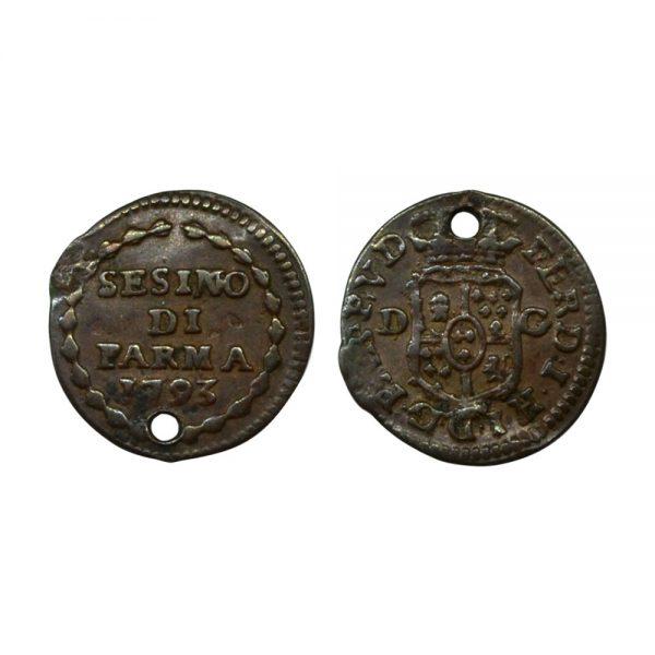 Moneta Di Parma