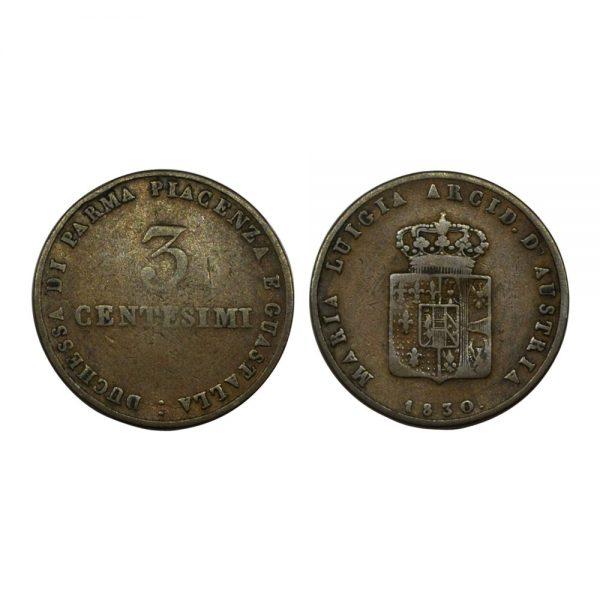 3 Centesimi Di Parma