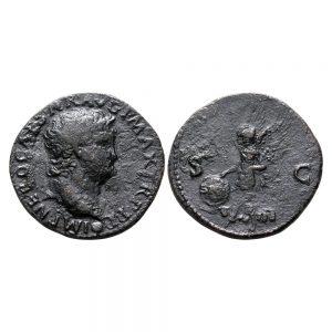 Nerone - Asse - La Vittoria