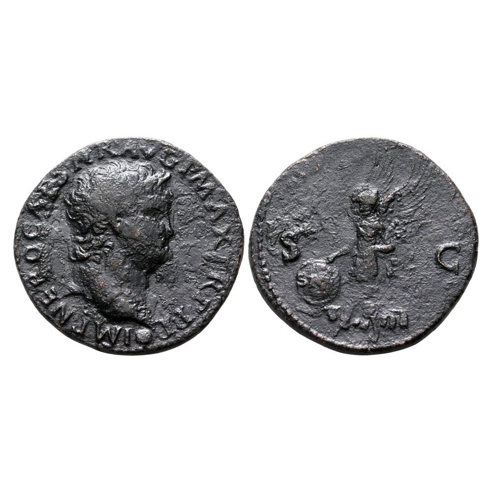 Moneta Di Nerone