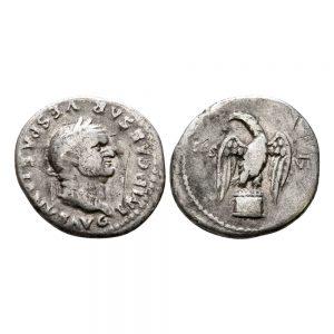Moneta Di Vespasiano