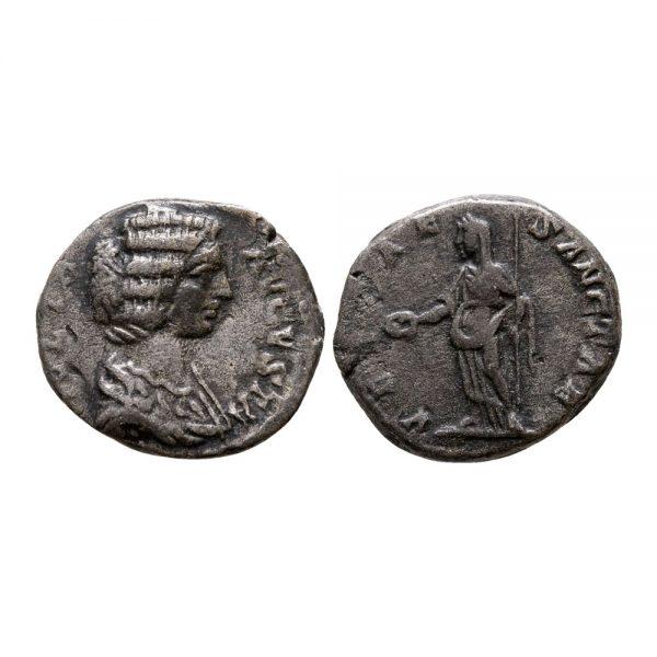 Moneta Di Giulia Domna