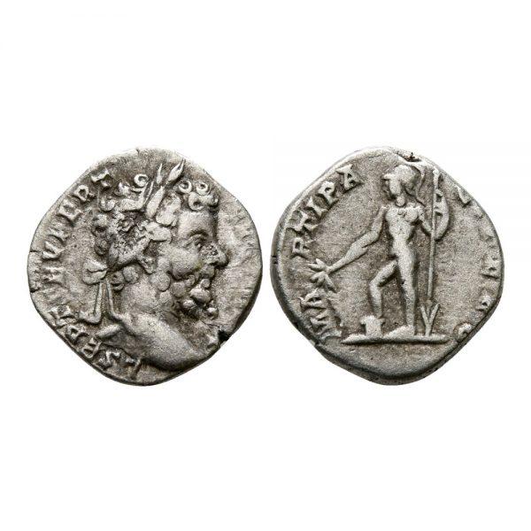Moneta Di Settimio Severo