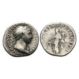Denario Di Traiano