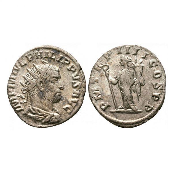 Moneta Di Filippo I