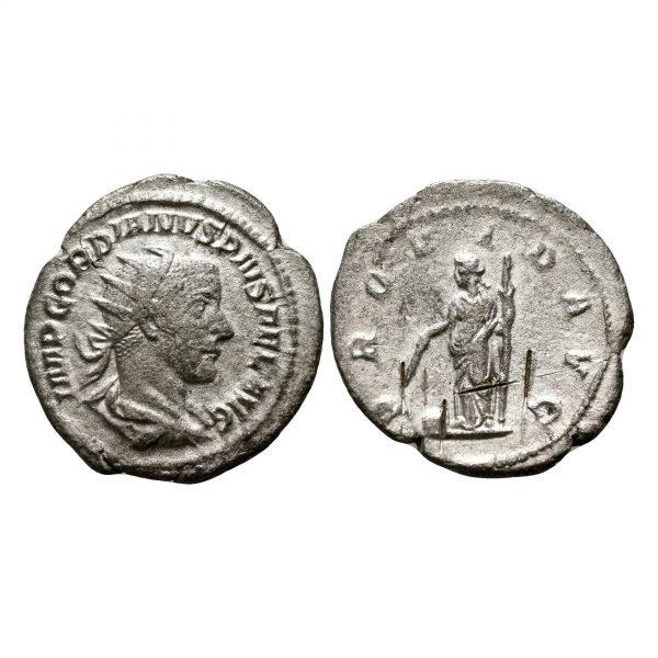 Moneta Di Gordiano III