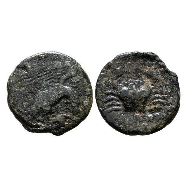 Moneta Di Akragas