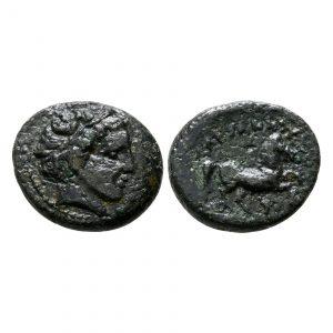 Moneta Di Alessandro Magno