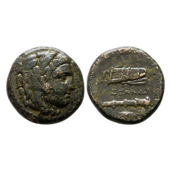 Moneta Di Alessandro Il Grande