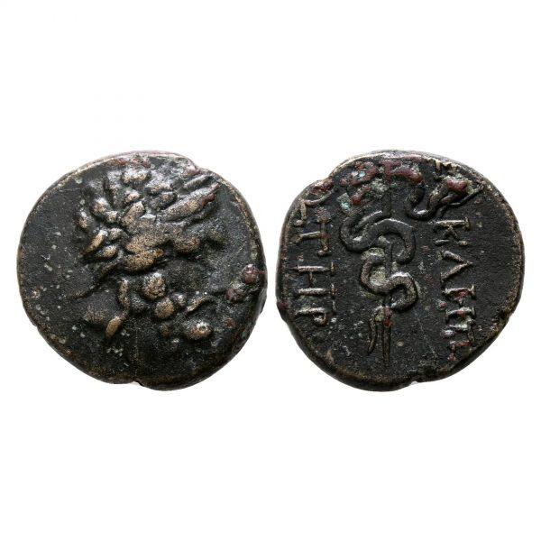 Moneta Con Esculapio