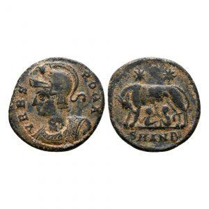 Moneta Di Costantino Il Grande