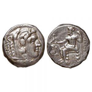 Regno Di Macedonia - Alessandro III - Tetradramma