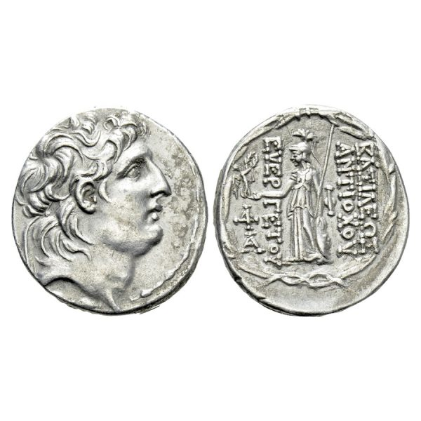 Tetradracma Impero Seleucide