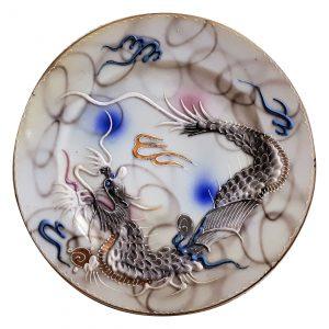 Piatto Giapponese Dragonware