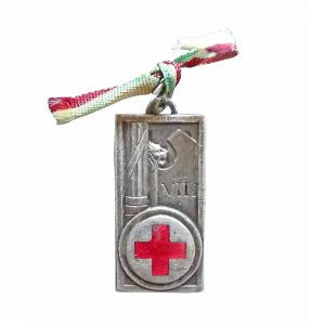 Medaglia Croce Rossa