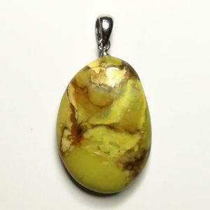 Ciondolo In Opale Verde
