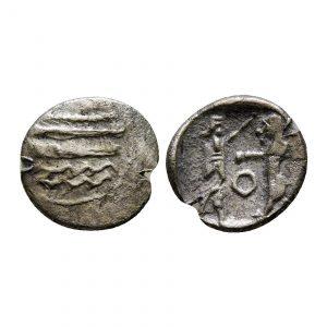 Fenici - Baalshallim II - 1/16 Di Siclo