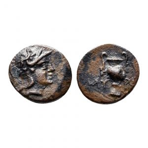 Moneta Con Atena