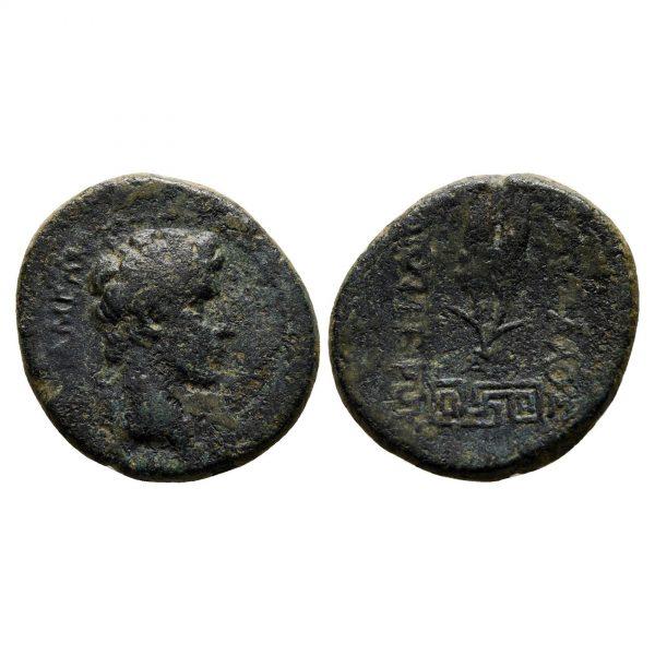 Moneta Di Augusto