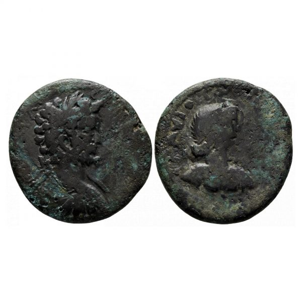 Moneta Di Settimio Severo E Caracalla
