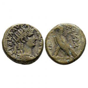 Moneta Provinciale Di Nerone
